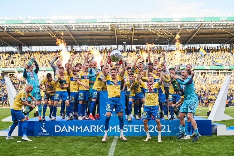 brondby champion