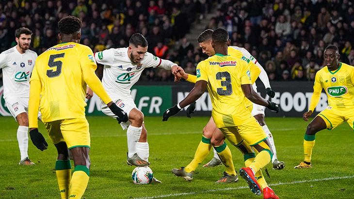 Cherki vs Nantes