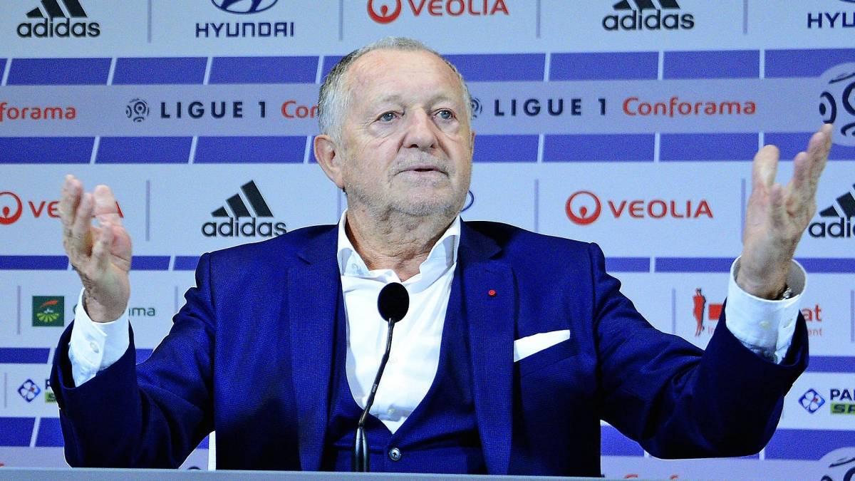 Jean-Michel Aulas omniprésent à l'OL