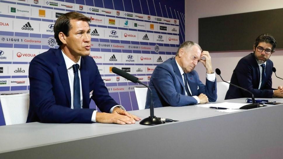Conférence de presse de présentation.